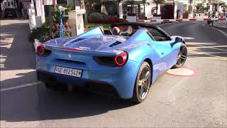 Supercars Puerto Banus December 2019 Parte 2, Many Crazy People with cars