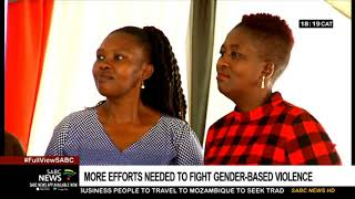 16 days of Activism for no violence campaign launched
