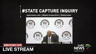 State Capture Inquiry, 03 December 2019 Part 2