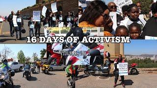 16 Days of Activism Against Gender Based Violence   VLOGMAS 2019    DAY 5