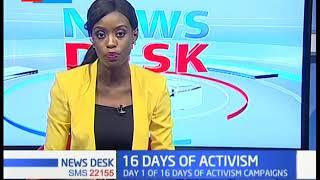 16 days of activism, a drive to end gender based violence