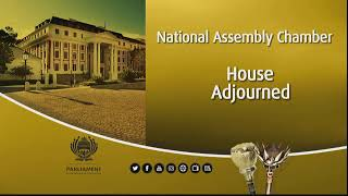 Plenary, National Assembly, 03 December 2019 2