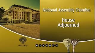 Plenary, National Assembly, 03 December 2019 2