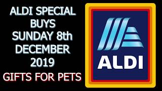 Aldi Special Buys Sunday 8th December 2019 Gifts For Pets