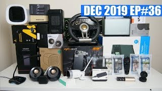 Coolest Tech of the Month DEC 2019 - EP#36 - Latest Gadgets You Must See