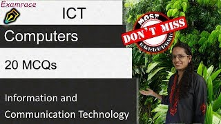 ICT: Information & Communication Technology - MCQs Mock Questions NTA NET Paper 1 December 2019