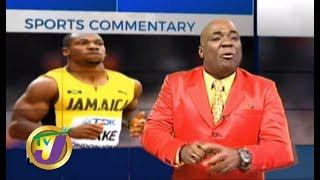 TVJ Sports Commentary: Yohan Blake - December 6 2019