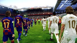Barcelona vs Real Madrid - La Liga 18 December 2019 Prediction