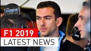 WEEKLY FORMULA 1 NEWS (03 DECEMBER 2019)