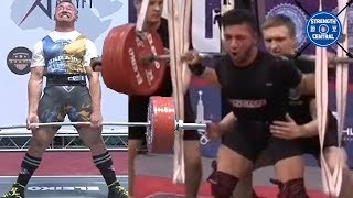 LOTW (December 2019) 360 kg Squat WR @ 82 kg By 22 y/o ,93 kg Junior Wins The European Championship
