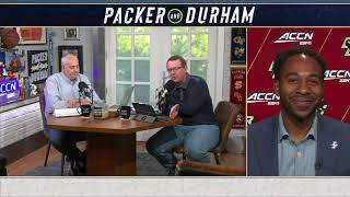 Athletics: Martin Jarmond on ACC Network (Dec. 2, 2019)