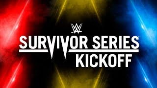 Survivor Series Kickoff: Nov. 24, 2019