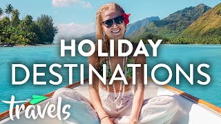 Top 5 Trendy Holiday Vacation Destinations | MojoTravels