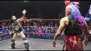 Psycho Clown, Pagano y Puma King vs Rush, Bestia del Ring y Taurus, EMW en Tijuana