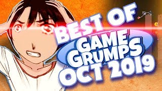 Best of Game Grumps October 2019