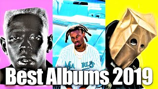 The Best Rap Albums Of 2019