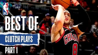 Best of Clutch Plays | Part 1 | 2019-20 NBA Season