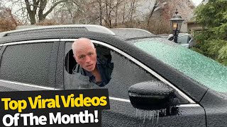 Top 40 Viral Videos Of The Month - December 2019