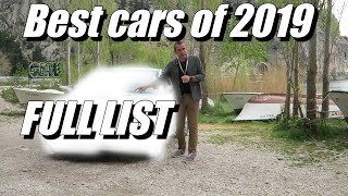 Best cars of 2019 | what should be your next car?