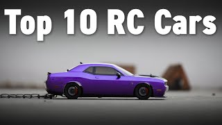 Top 10 RC RTR Cars of 2019