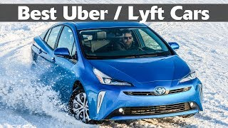 Best Cars For Uber And Lyft Drivers 2019 (Best Cars For Rideshare Drivers)