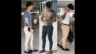 Latest Half sleeves T-shirt for men 2019 || men fashions ||