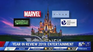 Year in review 2019: Entertainment