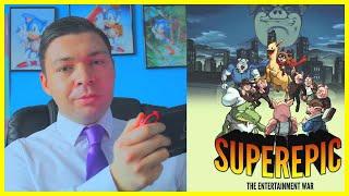 SuperEpic: The Entertainment War Review