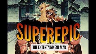 SuperEpic: The Entertainment War - Review
