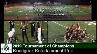 2019 Rodriguez Entertainment Unit Field Show at TOC Band Review
