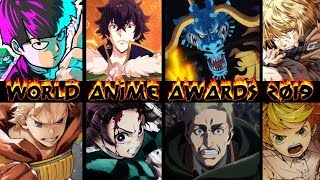 DEBATING THE BEST ANIME OF 2019 -- The World Anime Awards! Ft. Tekking101 & Lost Pause