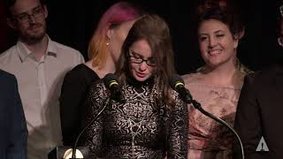 2019 Student Academy Awards: Kalee McCollaum - Animation Gold Medal