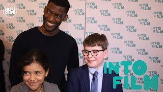 Malachi Kirby presents Best Animation at the Into Film Awards 2019