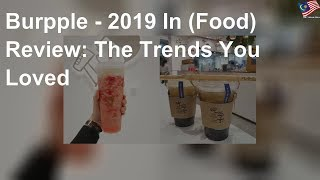 2019 food trends you loved