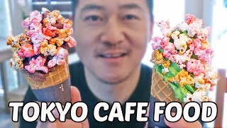 The Next Food Trend? Toyko's Popcorn Soft Serve