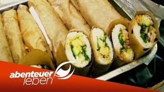 Asia Street Food-Festival: Das sind die neuen Food Trends | Abenteuer Leben | Kabel Eins