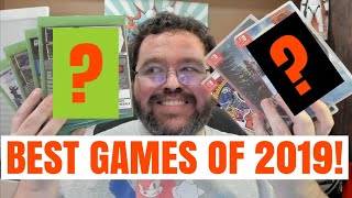 Games of the Year - Best 10 Games of 2019!