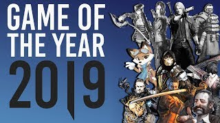 THE GAME OF THE YEAR AWARDS | These are the Best Games of 2019!