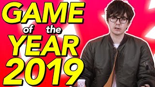 Tim Rogers' Games Of The Year, 2019