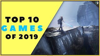 My Top 10 Games Of The Year | 2019