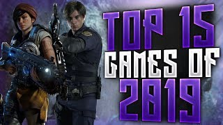 Top 15 Games of 2019 | Game of the Year Edition