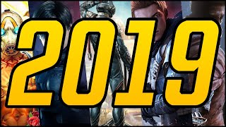 Top 10 Games of the Year 2019!