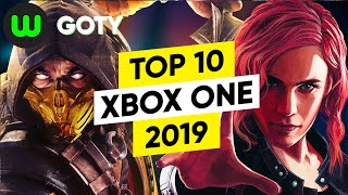 Top 10 Xbox One Games of 2019 | Games of the Year | whatoplay