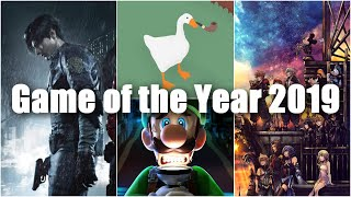 Top 10 Games of 2019 - 2019 Game of the Year