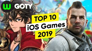 Top 10 iPhone & iPad Games of 2019 | Games of the Year | whatoplay