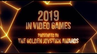THE YEAR IN GAMES 2019 | Golden Joystick Awards 2019