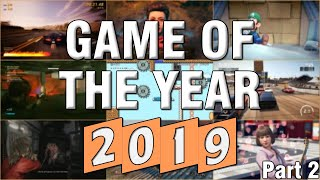 Game of the Year 2019 - Part 2 - Physical Games