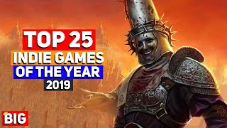 Top 25 Best Indie Games of the Year 2019 (Indie GOTY 2019)