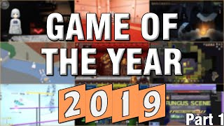 Game of the Year 2019 - Part 1 - Digital Games