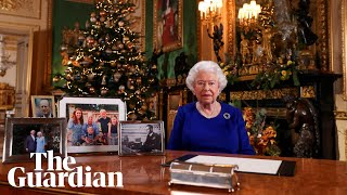 The Queen's acknowledges 'bumpy' year and climate crisis in 2019 Christmas message
